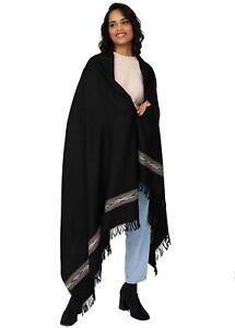 Takhi Merino Handwoven Pashmina & Blanket Scarf