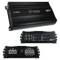 American Bass GF5004D 4 Channel Amplifier, 1440 Watts RMS
