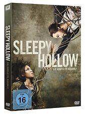 Sleepy Hollow - Die komplette Season 2 [5 DVDs](NEU/OVP) 18 Episoden