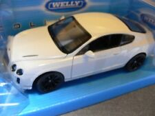 1/24 Welly Bentley Continental Supersports weiß 24018