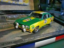 Trofeu LMA 05 - Ford Capri 2600RS Tour de Corse 1972 #12 - 1:43 Made in Portugal