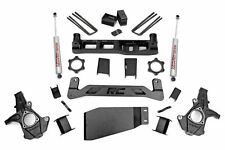 "Chevy GMC 1500 Pickup 5"" Suspension Lift Kit w/ N2.0 Shocks 2007-2013 4WD"