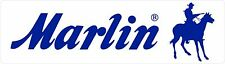 Marlin Gun Logo Vinyl Sticker Decal,  **FREE SHIPPING**
