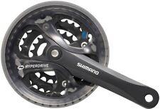 Shimano kurbelarm pour fc-m371 170 mm gauche noir