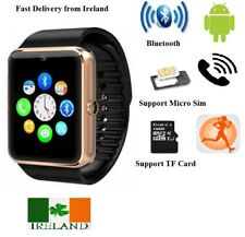 Smart Watch New 2017 Bluetooth Phone GT08 Wrist NFC Android iPhone SIM SLOT