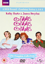 Gimme, Gimme, Gimme : Complete BBC Boxset [DVD] [1999]