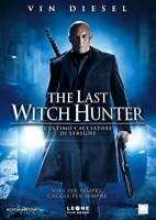 1161099 791981 Dvd Last Witch Hunter (The) - L'Ultimo Cacciatore Di Streghe