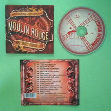 CD Soundtrack MOULIN ROUGE david bowie beck bono christina aguilera no lp dvd mc