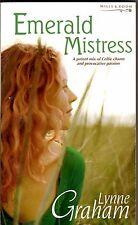Emerald Mistress by Lynne Graham (Paperback, 2005)