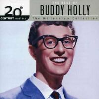 Buddy Holly - 20th Century Masters: Collection [New CD] Jewel Case Packaging