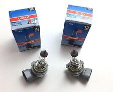 2 x OSRAM HB4 Lamp 12V 51W P22d 51 Watt 12 Volt 9006 ECE R37