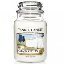 Velas decorativas Yankee Candle color principal blanco para el dormitorio