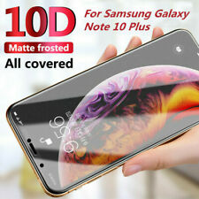 10D For Samsung Galaxy Note 10 Plus Frosted Film Hydrogel Full Screen Protector