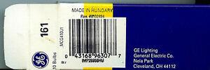 GE 25956 161 3w 14v T3.25 (T3 1/4) W2.1x9.5d Wedge Automotive Incandescent Bulb