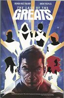 Last Of The Greats Vol 1 TPB Image 2012 NM 1 2 3 4 5