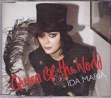 Ida Maria-Queen Of The World Promo cd single