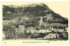 CPA 39 Jura Baume-les-Messieurs Le Village