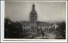 MANNHEIM 1931 Bedarfspost-AK Partie Rathaus Kaufhaus alte Postkarte