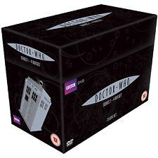 Doctor Who Series Collection 1 2 3 4 [DVD] *NEU* Komplette Serie 1-4 ENGLISCH