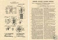 1920 LUDWIG PIONEER SNARE DRUM Patent Art Print READY TO FRAME!!!!