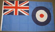 3X5 BRITISH ROYAL AIRFORCE FLAG RAF ENSIGN BRITAIN F172