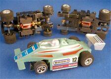 1970s Foreign HO BlueGrn ESSEX F1 Indy Slot Car NOS OEM