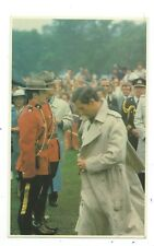 ROYALTY - PRINCE CHARLES in CANADA, 1983 Sovereign Series Postcard