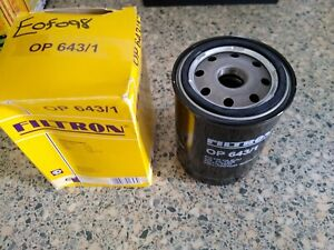 OIL FILTER - FITS: RENAULT CLIO & EXPRESS EXTRA RAPID - 1.9D DIESEL (1991-2000)