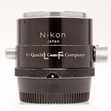 Nikon L-F Rotating Adapter Coupler - RARE 1960s VINTAGE M39-F MOUNT ADAPTER