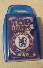 TOP TRUMPS - PREMIER LEAGUE FOOTBALL EDITION CHELSEA 2013/14 NEW & SEALED