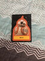 Journey To Star Wars: The Rise Of Skywalker BB-8 Character Sticker CS- 10 New