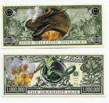 Dragon  Lair  MILLION   DOLLAR  BILL