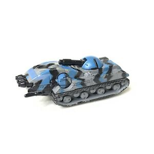 Micro Machines Military Tank Terror Troops Skull Galoob TX 4A Exterminator #16