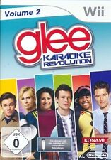 Karaoke Revolution Glee 2 Wii Wii Neu & OVP
