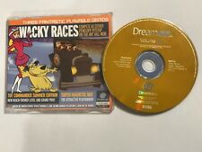 SEGA DREAMCAST Dreamon demo Vol. 11 Wacky Races Super Magnétique NEO TOY COMMANDER