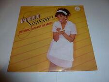"""DONNA SUMMER - She Works Hard For The Money - 1983 UK 2-track 7"""" vinyl single"""