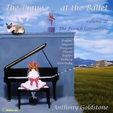 Piano At The Ballet 2 - French Collection - Asafiev / Debussy / G (2017, CD NEU)