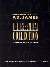 P.D. JAMES: THE ESSENTIAL COLLECTION (12 DVD Set) Roy Marsden Susannah York