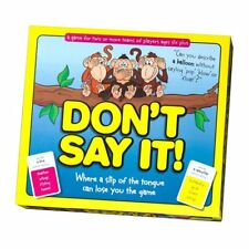Don't Say It Classic Word Game Family Kids Children