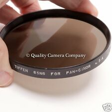 Tiffen 85N6 Filter for Pan-Cinor - CLEAN, CLEAR UNMARKED IN PROTECTIVE CASE - EX