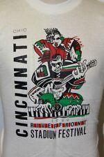 OJAYS Jackson Riverfront Concert Shirt 1989 Vintage T shirt Festival Fest  80s