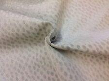 Thibaut Anna French Animal Grospoint Velvet Fabric- Spot On/Grey 16.5 yd #AW1388