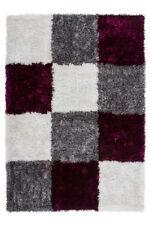 Wohnraum-Teppiche im Hochflor/Shaggy/Flokati-Stil aus Polyester für Terrasse