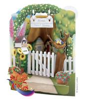 Santoro Interactive 3D Swing Greeting Card, Home Sweet Home