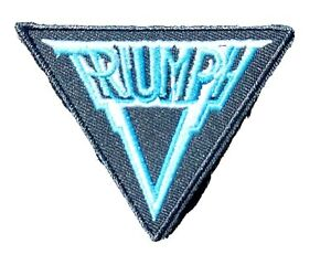 Triumph Band Hard Rock Heavy Metal  Embroidered Patch Iron Sew on jacket or hat