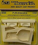 CMK 1/32 P-39 Airacobra Undercarriage Set for Special Hobby # 5030