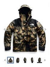 Mens The North Face 1990 Mountain Jacket Gtx Camo M
