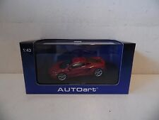 AUTOart MODELS - McLAREN 12C  - RED PAINT - 1/43 SCALE MODEL - 56008