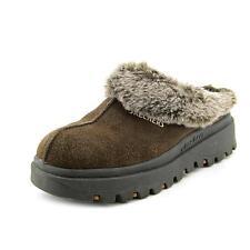 d6c18b8bfcd Brown Women s Slippers Clog Slippers