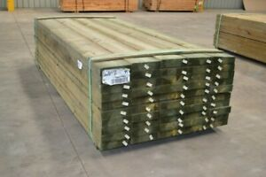 Treated Pine Sleepers 200x50mm x 2.4mt - Retaining Wall Garden Boxing Sand Pits